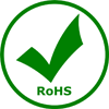 RoHS Certification Logo